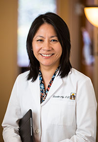 Dr. Loretta Ng - Optometrist And Clinical Director